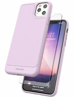 iPhone 11 / Pro Max Lavender Case Thin Grip With Screen Prot