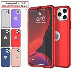 For iPhone 11,Pro,Xs Max,Xr,6,6S,7,8 Plus Case with Screen P