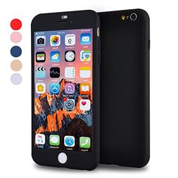 iPhone 6s Case, VANSIN 360 Full Body Cover Ultra Thin Protec