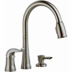 kate pull down kitchen faucet