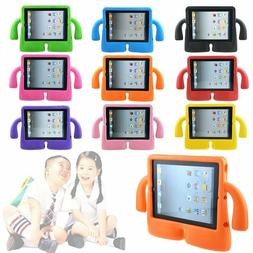 Case for Kids iPad 2 3 4 Shock Proof Cover Freestanding with