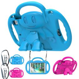 Kids Friendly EVA Case for iPad mini 1 2 3 4 With Strap Hand