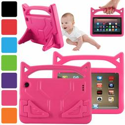 Kids Handle Rubber Case with Hidden Stand For Amazon Kindle
