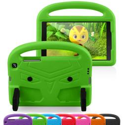 Kids Rubber Handle Stand Tablet Case For Samsung Galaxy Tab