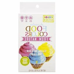 ColorKitchen Food Color Set of 3  .24 ounce