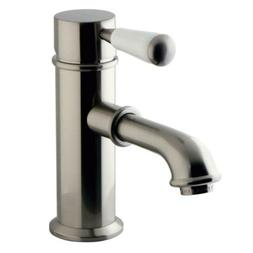 Kingston Brass Ks7418dpl Single Handle Lavatory Faucet With
