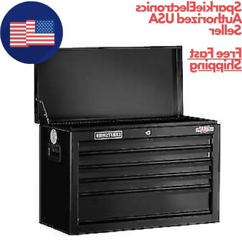 CRAFTSMAN 5-Drawer Ball-Bearing Steel Tool Box Storage