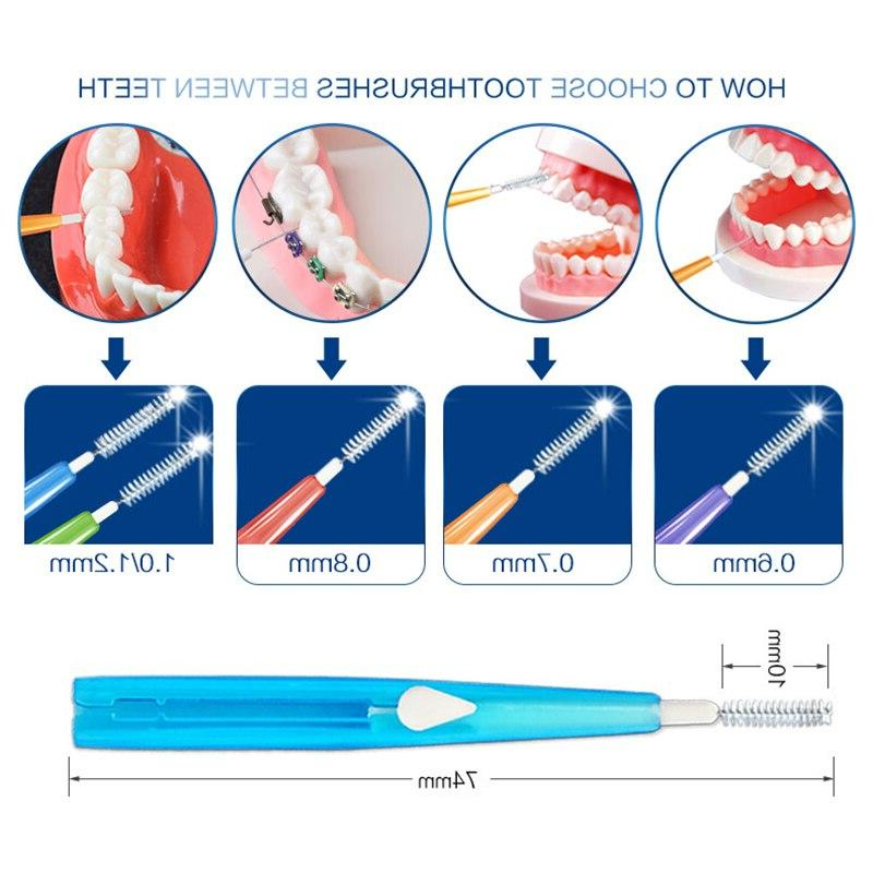 10pcs Clean Floss Toothpick Cleaning Dental Care