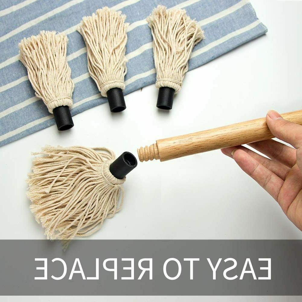 18 Inch Mop with Extra Replacement Head