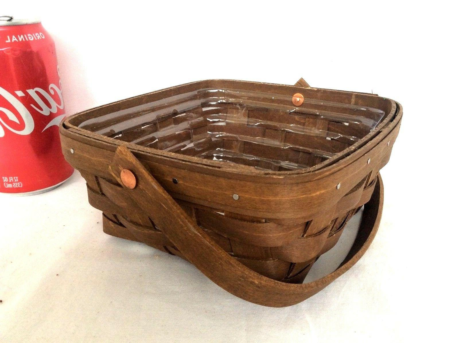 2016 berry basket with handle and protector