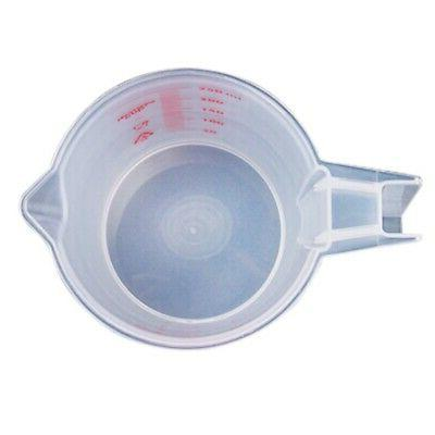 Kitchen Tools Transparent Measuring Cup With Handle Chemical