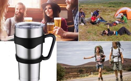 30 Tumbler With Handle Cup
