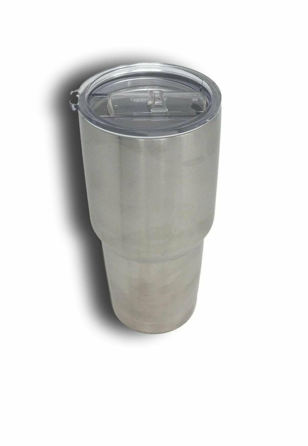 30oz Tumbler With Straw Insulated
