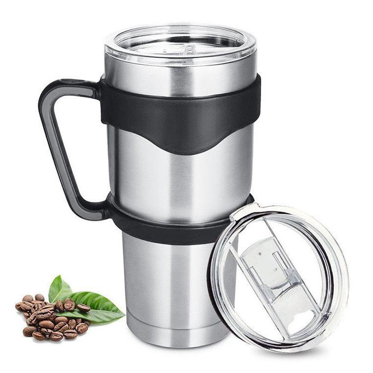 rambler stainless steel coffee mug cup insulated