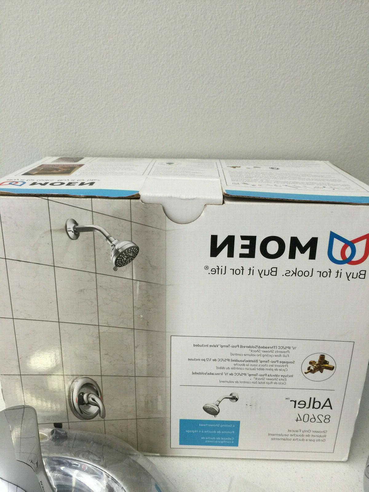 Moen 1-Spray Shower Faucet Valve