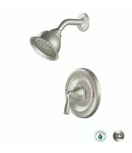 Moen 82912SRN Single Handle Posi-Temp Pressure Balanced Show