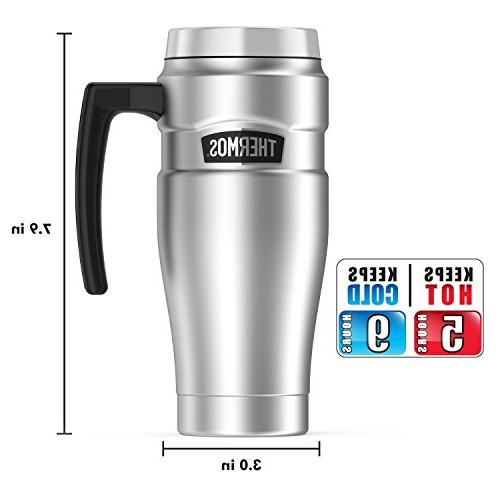 Thermos Stainless Ounce Stainless Steel