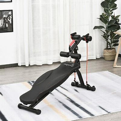 adjustable and portable workout weight bench w