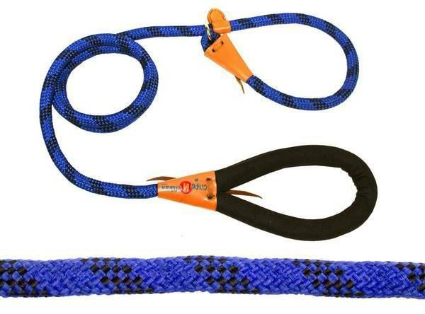 Adjustable Loop Slip Dog Leash Soft Handle Ft by