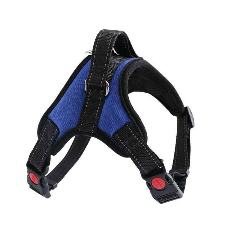 Dog Harness Adjustable No Pull Dog Vest with Handle M XL