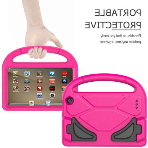 For Amazon 2015 Kindle Fire 8 Tablet Handle Case Cover