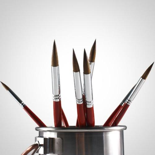 Artist Paint Long Handle, Brush Set For The Natural the Excellent and