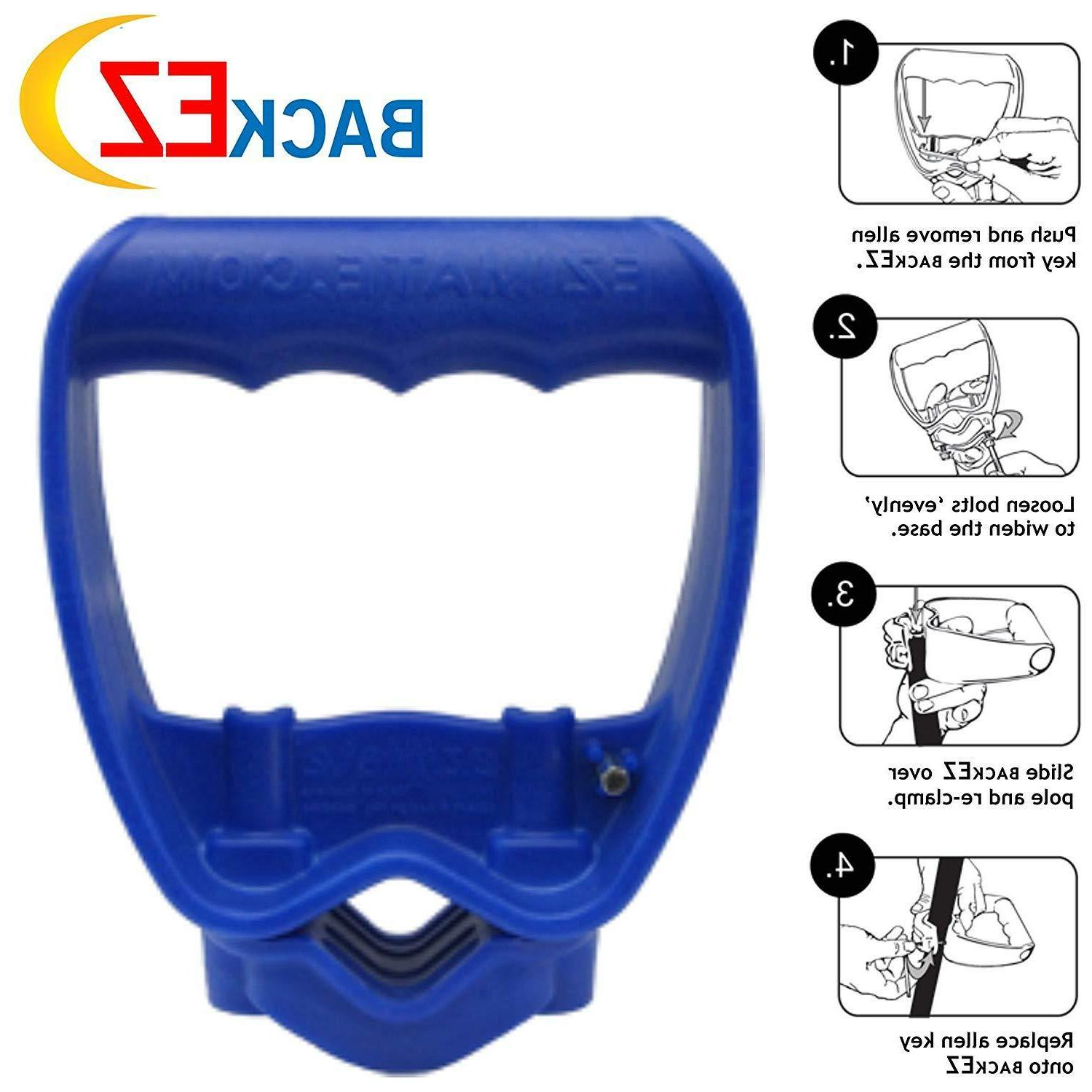 Back-Saving Tool Labor-Saving Ergonomic or Handle