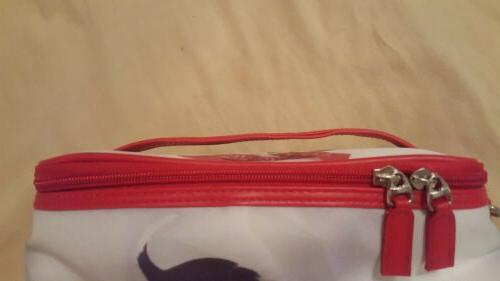 Beagle Dog Makeup Case With and Detachable Strap