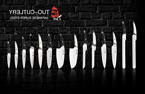 TUO 12'' White Handle-Japanese