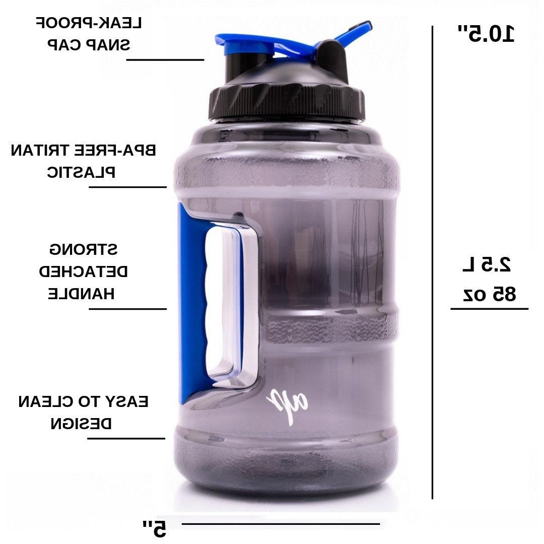 BPA-Free Bottle Gallon Jug with