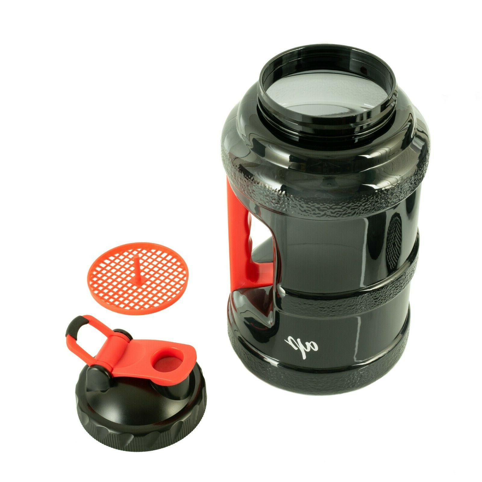 BPA-Free Water Bottle with New