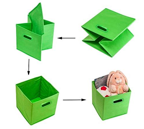 Bright Bins Plastic Handles, Containers, Boxes, | Cardboard,Nursery