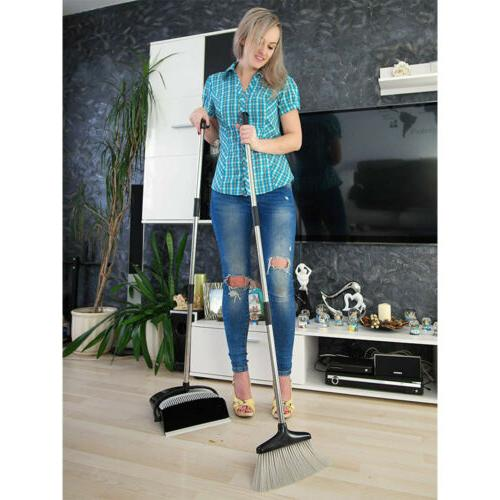 Broom and With Combo For Indoor Outdoor
