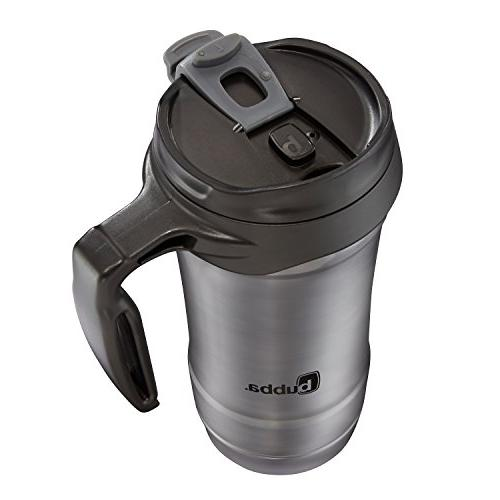 bubba Insulated Stainless with Handle, Gunmetal
