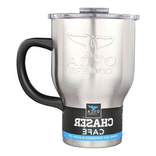 chaser cafe 20oz with a handle