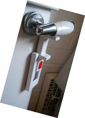 Childproof Handle Red Shipping