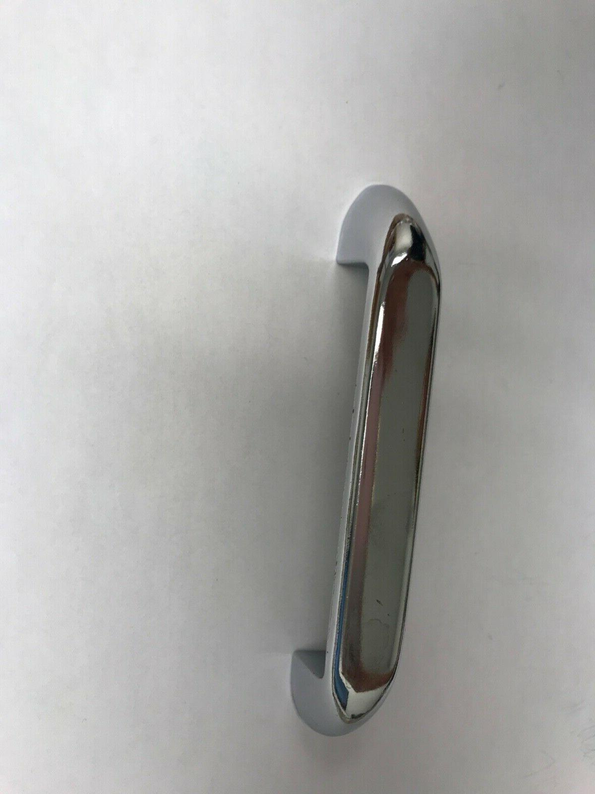 Chrome with Hole size screws