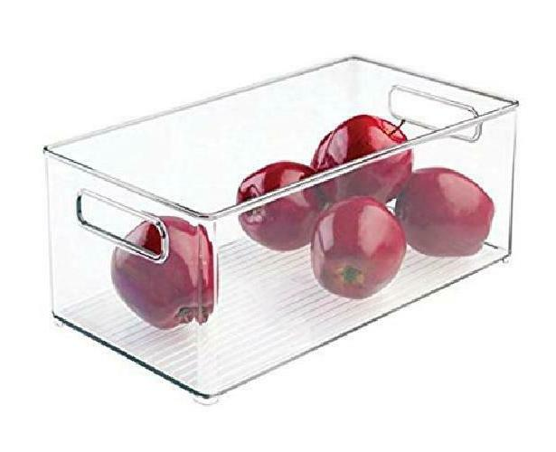 Clear Storage Bin With For I Best For Ca