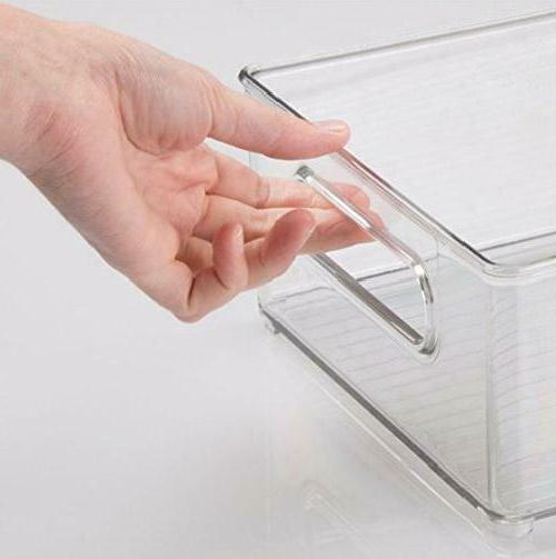 Clear Storage Bin With For Kitchen I