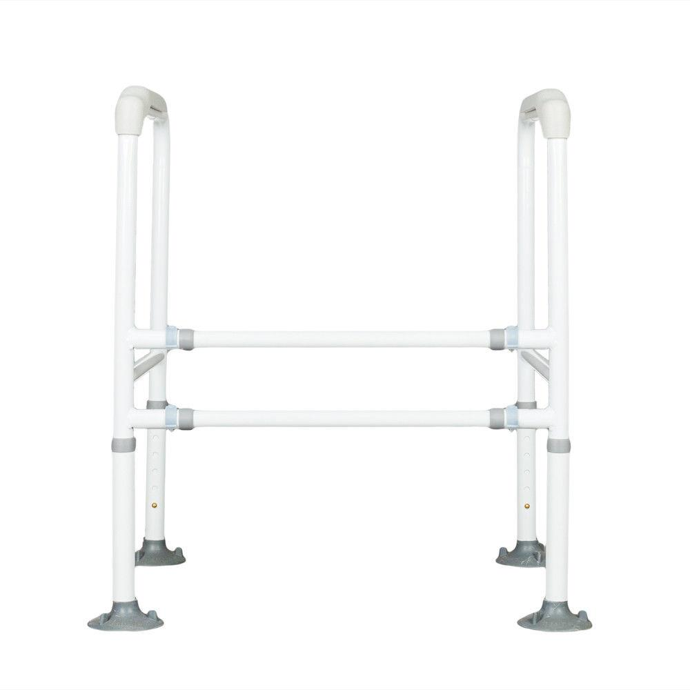Deluxe Bathroom Safety Rail - Adjustable Assist Bar