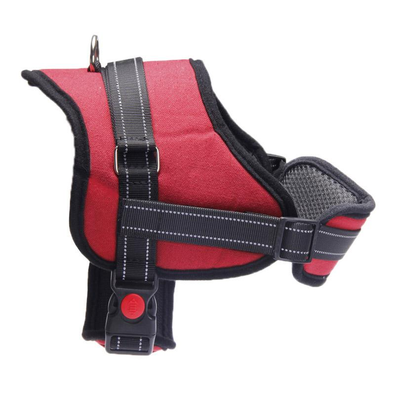 Dog Harness <font><b>with</b></font> <font><b>Handle</b></font> Excellent for Hiking