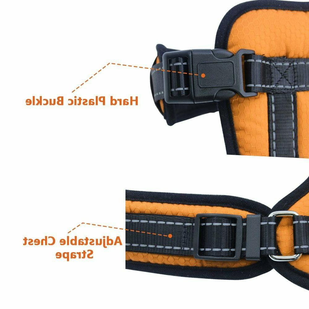 Mihachi Harness Handle No Chock Padded Harness