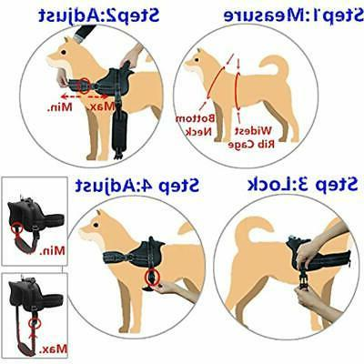 Mihachi Leash Handle Chock For