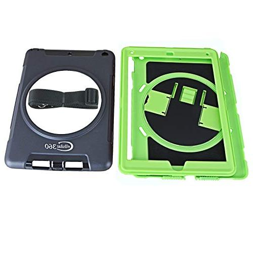 Cellular360 for iPad iPad 9.7 Gen, Mount Case with Degree and Shoulder