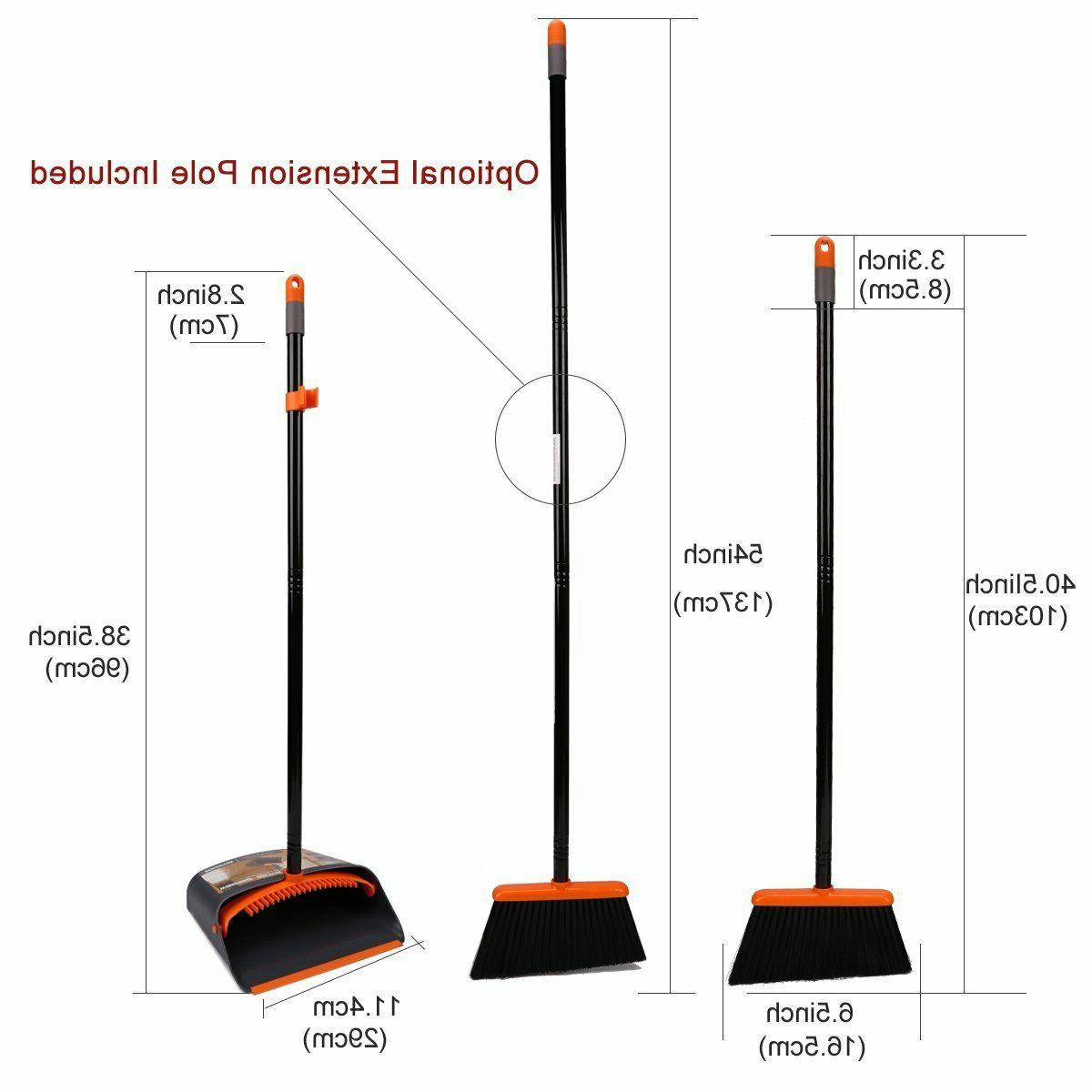 Dust Dustpan with for