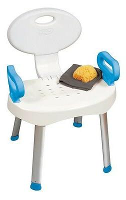 DSS E-Z Bath & Shower Seat with Handles