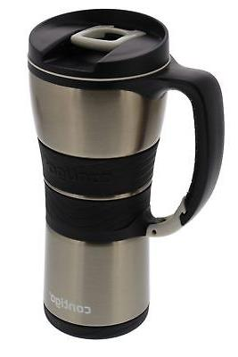 Contigo with Handle, 16oz Stainless
