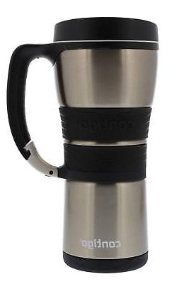 extreme travel mug with handle 16oz stainless