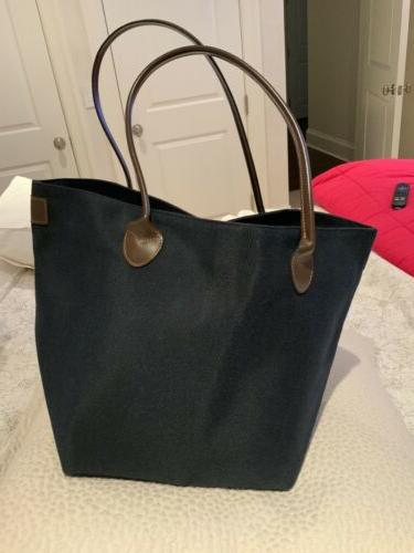HERVE FABRIC TOTE BAG, WITH