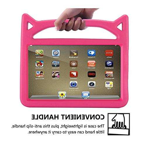 Fire Case - Shock Proof Protective Case for 7 Tablet
